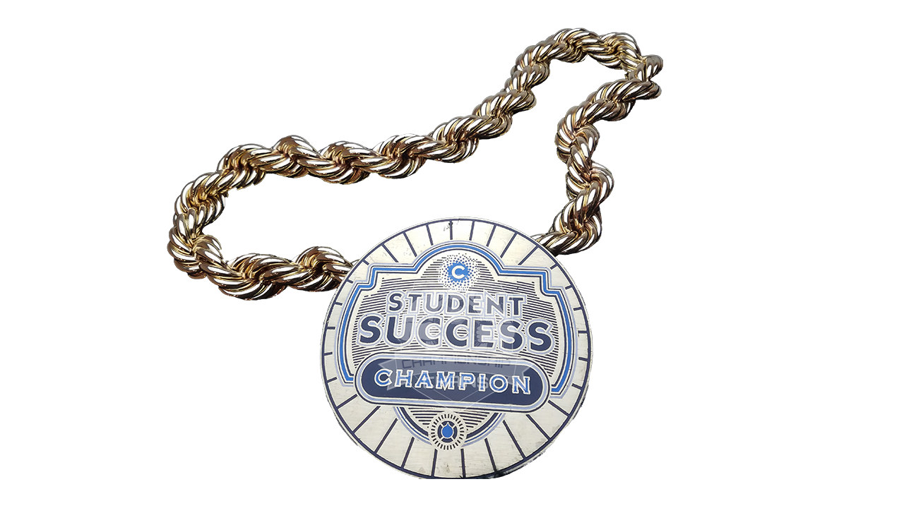 Student Success Champion