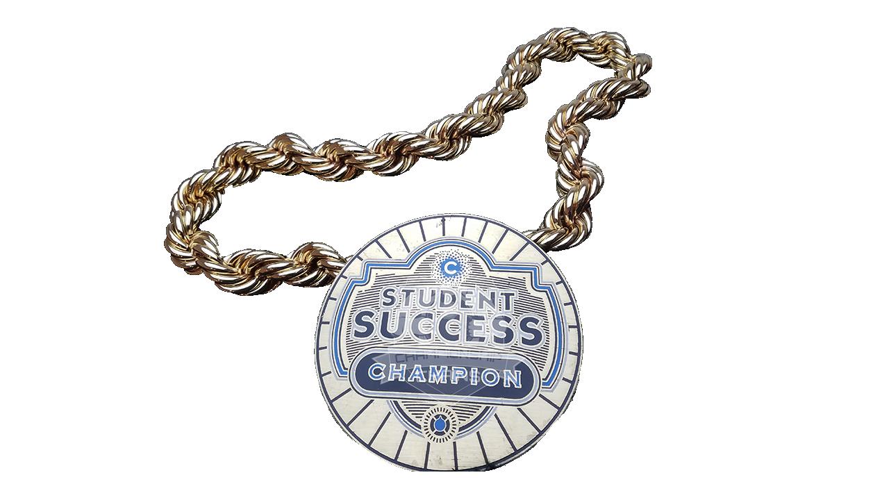 Student Success Champion