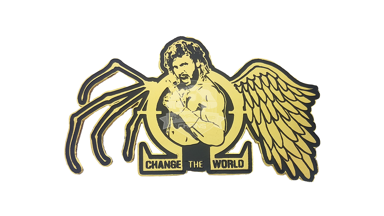 Kenny Omega Change The World