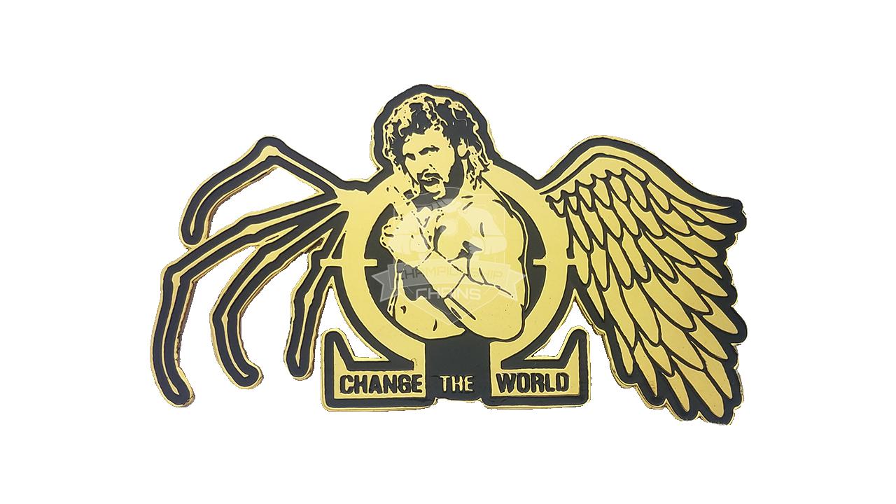 Kenny Omega Change The World