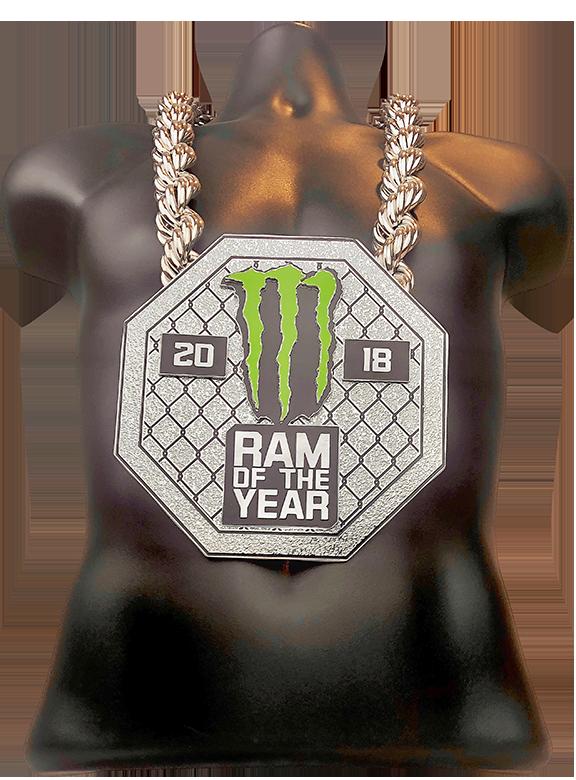 Monster Energy Ram of the Year 2018