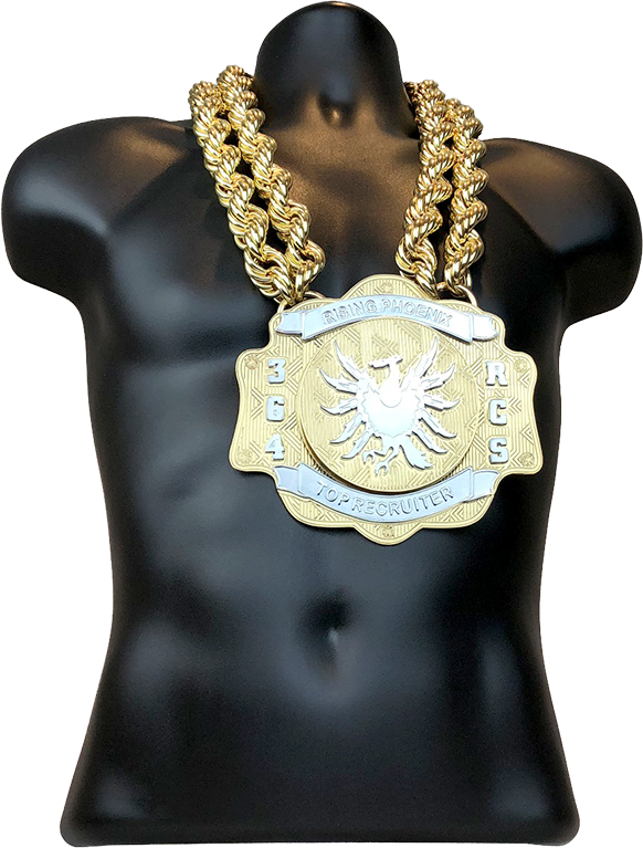 US Air Force Championship Chain Award