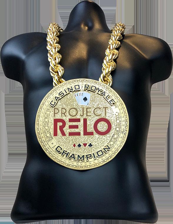 Project Relo Casino Royale Champion