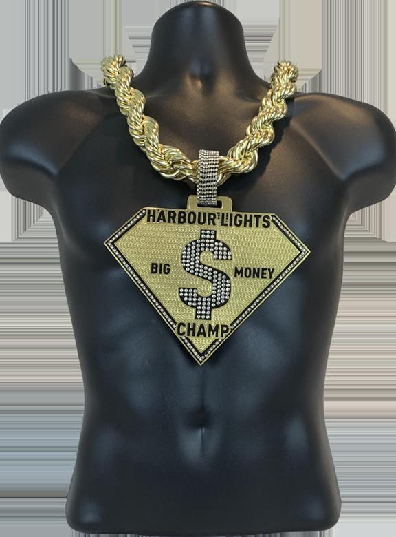 Harbour Lights Big Money Champ Award