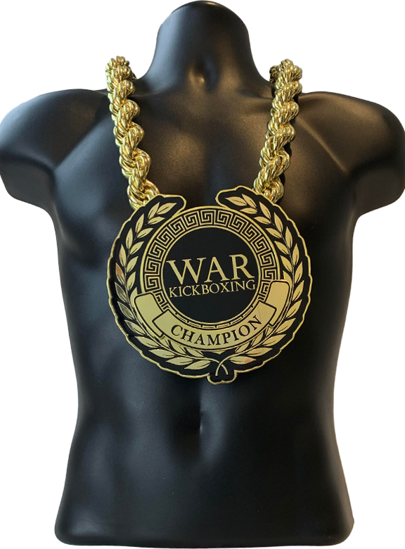 War Kickboxing Champion
