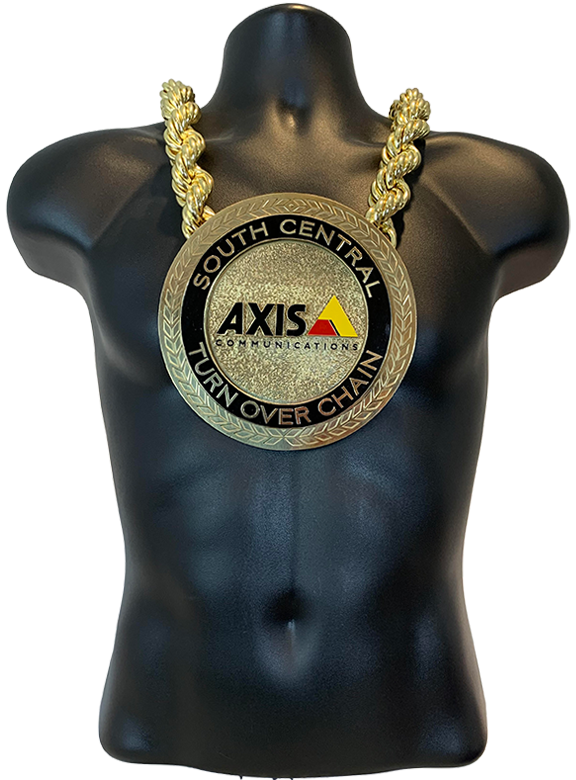 Axis Communications South Central Turnover Chain