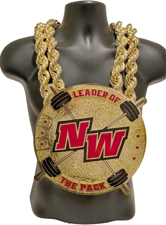 NW Leader of the Pack Custom Award