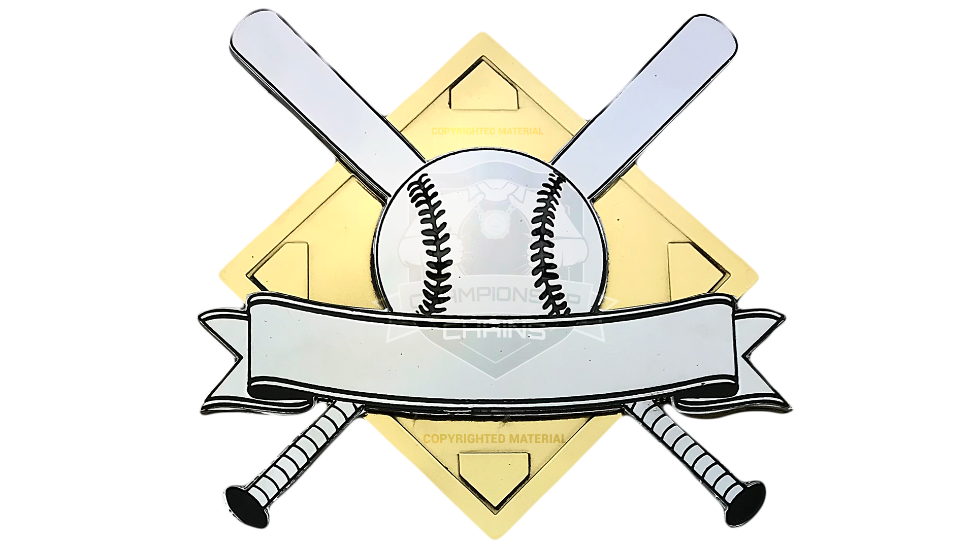 HomeRun customized championship chain image