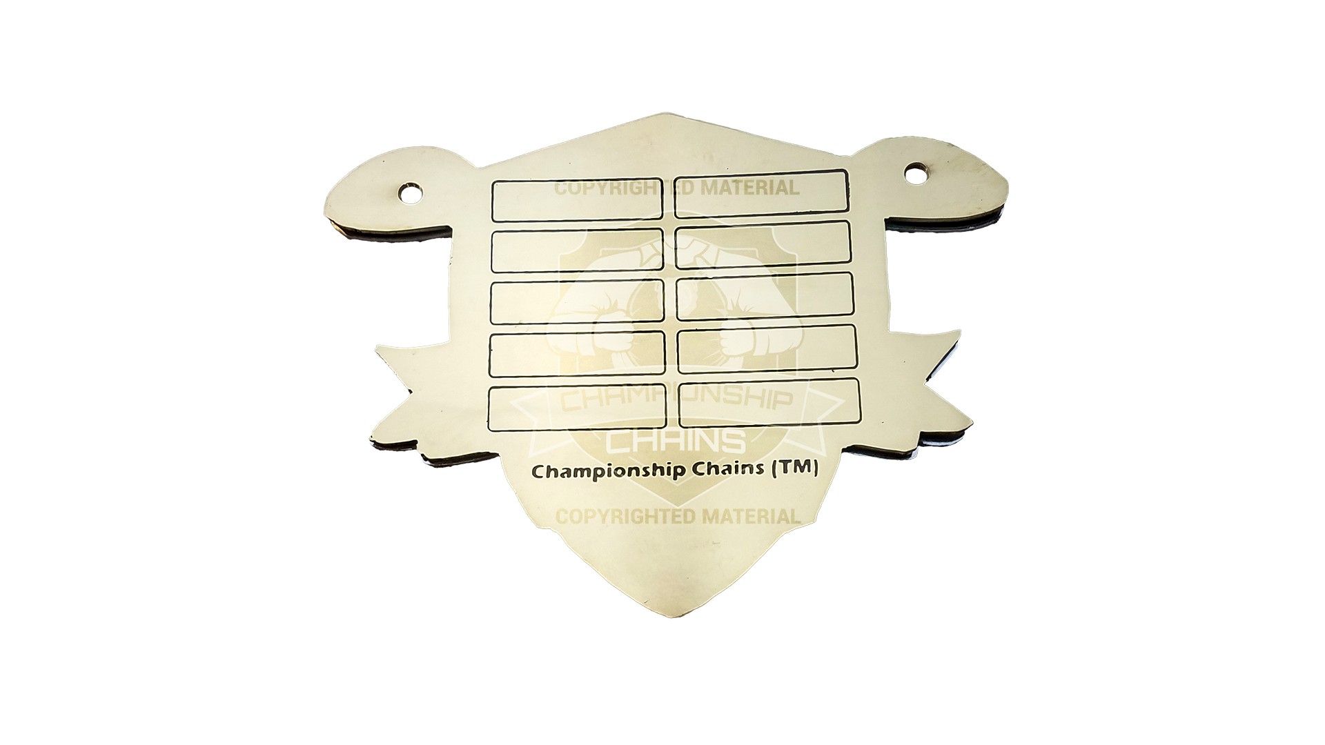 Long Drive customized championship chain image