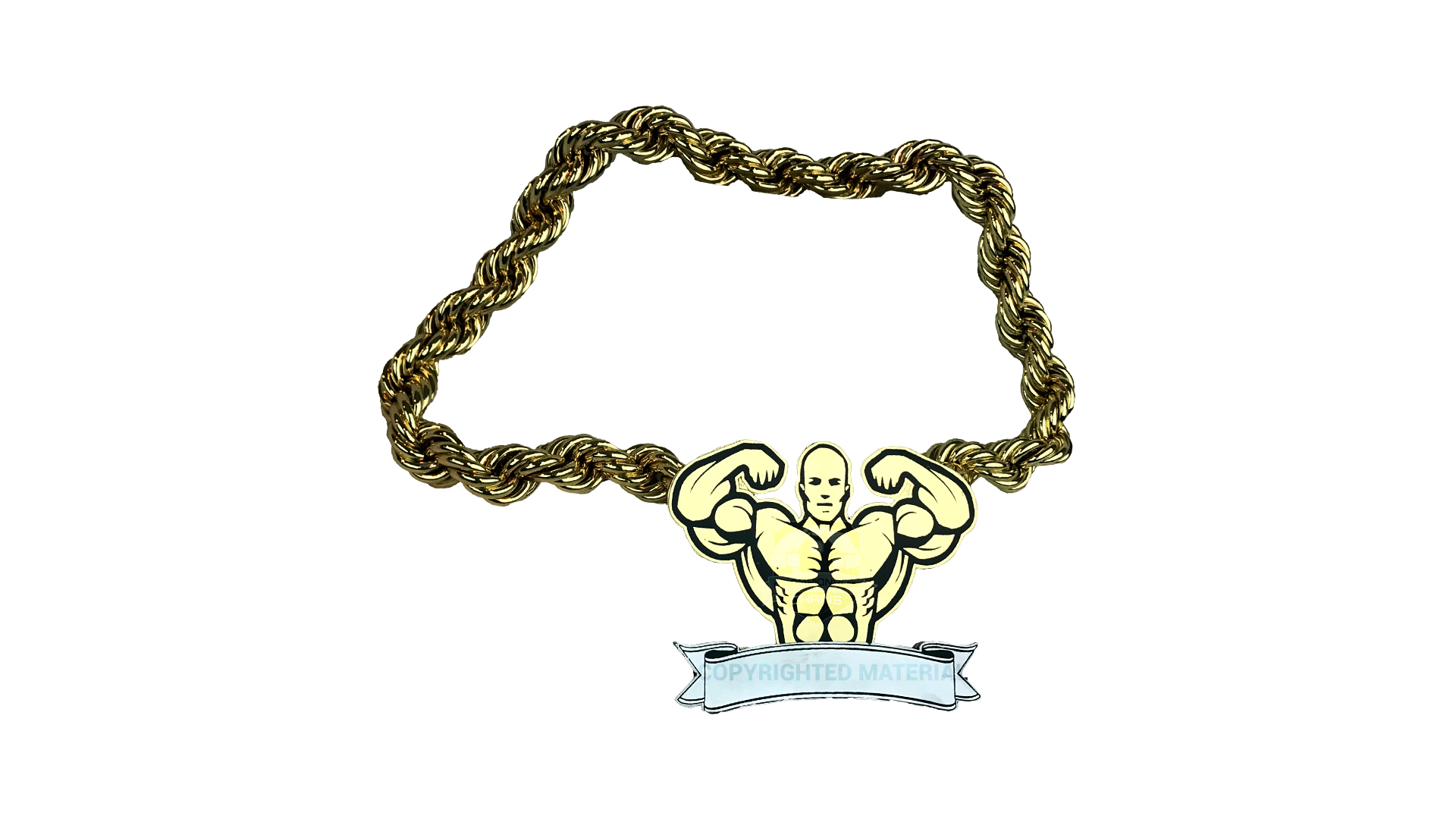 Power customized championship chain image