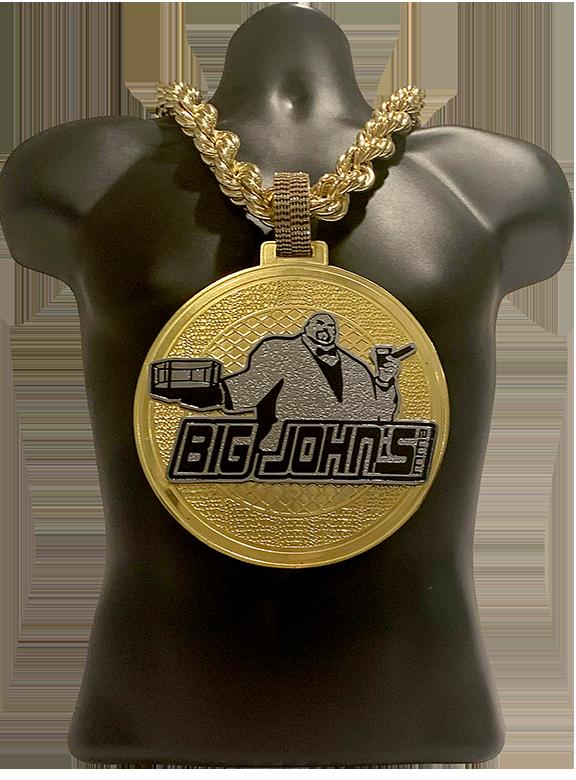 Big John's MMA Championship Chain