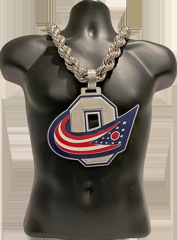 Ohio Baseball MVP Softball Championship Chain
