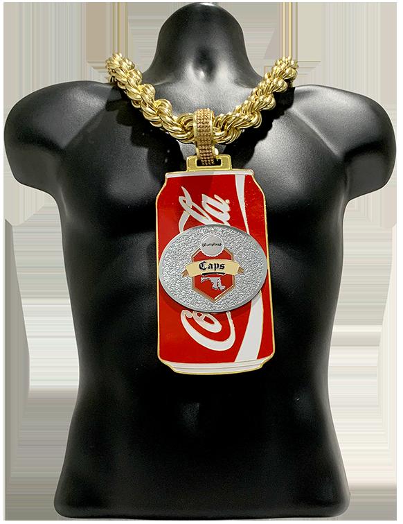 Coca-Cola Caps Custom Award
