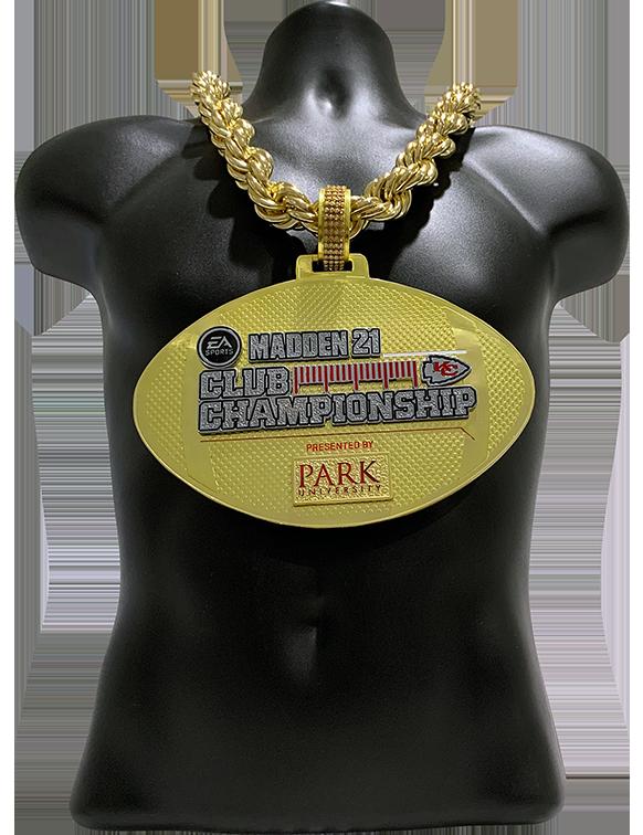 EA Sports Madden 21 Club Championship Kansas City Chiefs