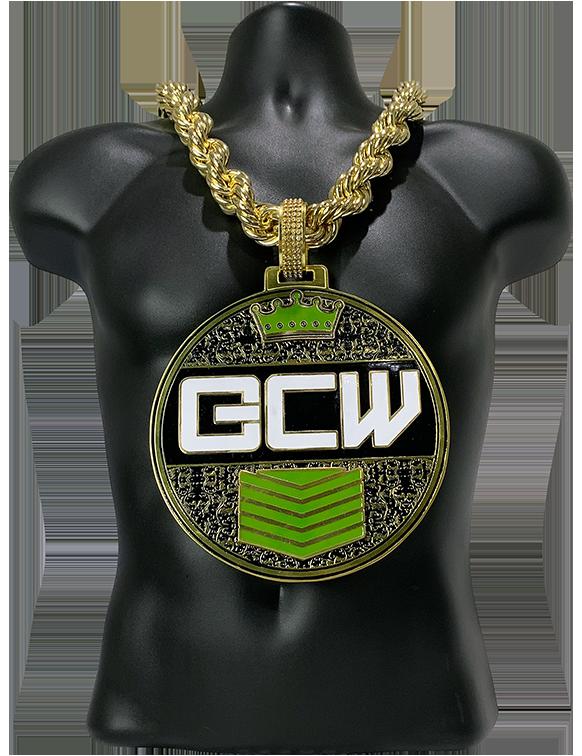 GCW Custom Hip Hop Award