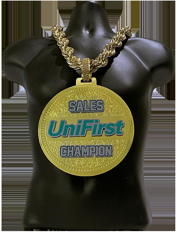 UniFirst Sales Champion Award