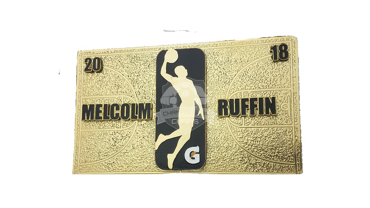 Gatorade Melcolm Ruffin