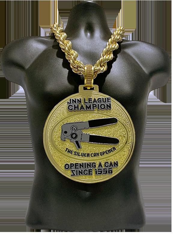 JNN League Champion Award